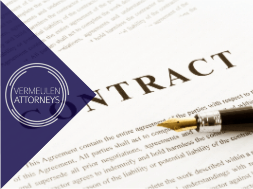 Vermeulen Attorneys Antenuptial Contract Prenuptial Contract