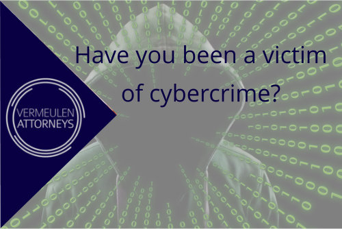 Have you been a victim of cybercrime? Here is what you can do