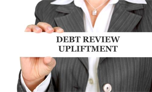 Debt Review Upliftment